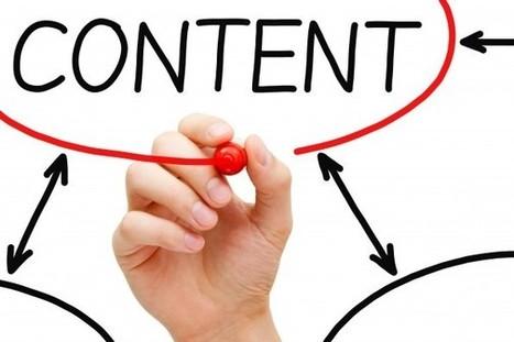 In 4 stappen van start met écht goede content - Frankwatching | Online Educatie | Scoop.it