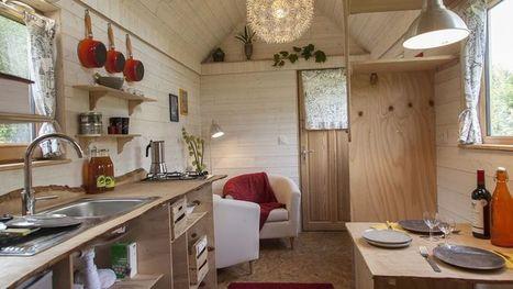 Cabanes à 20.000 euros : les nouvelles résidences secondaires | SerenDeep | Scoop.it