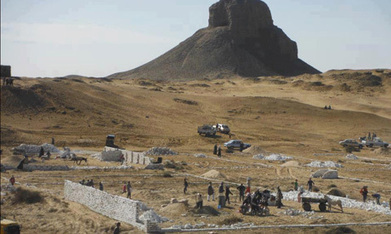 Egypt's Dahshur ancient heritage under immediate threat - Ancient Egypt - Heritage - Ahram Online | Cultural Heritage Management & Mismanagement | Scoop.it