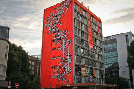How Overprotective Paris Became the Center of Street Art | World of Street & Outdoor Arts | Scoop.it
