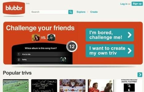 3 outils en ligne pour créer des vidéos interactives | Histoire et géographie-TICE-Lycée professionnel. | Scoop.it