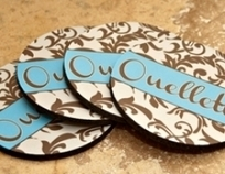 For Your Home & Car - Coasters - Bubblegum Basics | Accessory For Your Home and Car | Scoop.it