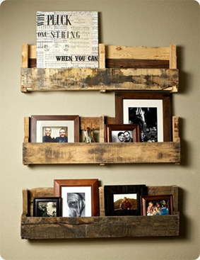 29 Cool Recycled Pallet Projects: Reuse, Recycle & Repurpose Old Wooden Pallets | Sustainable | Scoop.it
