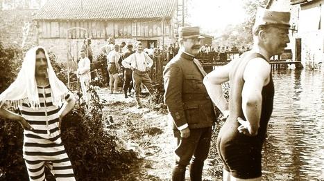 Le sport sort des tranchées, un héritage inattendu de la Grande Guerre   Théo, Zoé, Léo et les autres...   Scoop.it