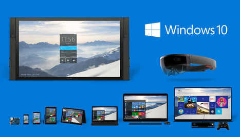 Windows 10: 10 great new features in store for you | Cloud Central | Scoop.it