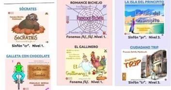 21 CUENTOS PARA LOGOPEDIA, IDEAL PARA REEDUCACIÓN de DISLALIAS.   lectoescritura en primaria   Scoop.it