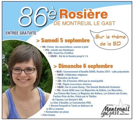 Montreuil le Gast   Bande dessinée et illustrations   Scoop.it