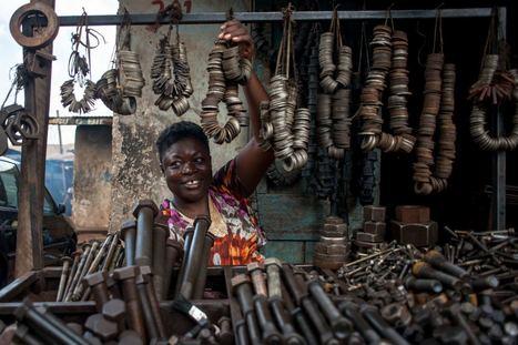 Ghanaian Hustle - Roads & Kingdoms | Daraja.net | Scoop.it