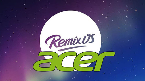 Acer va lancer des PC portables sous Remix OS, un système Android à la Windows | Geeks | Scoop.it