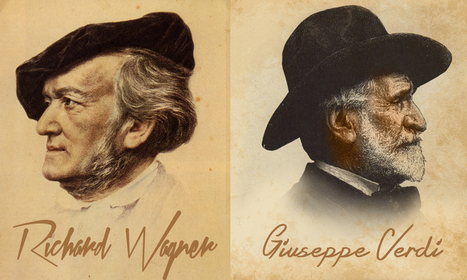 Birthday Boys - Wagner and Verdi | What Thor Told Me | Scoop.it