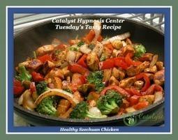 Healthy Szechuan Chicken Recipe - Catalyst Hypnosis Center | Healthy Recipes | Scoop.it