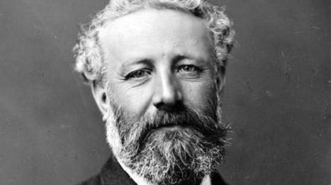 Julio Verne, autobiografía espiritual | Formar lectores en un mundo visual | Scoop.it