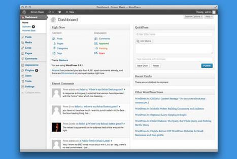 Looking After a Website? 9 Words of Wisdom   Designer's Resources   Scoop.it