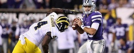 Jake Waters Impresses At Kansas State Pro Day | All Things Wildcats | Scoop.it