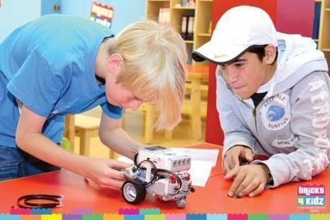 Robótica e ingeniería junior para niños y adolescentes - Opinión Bolivia | BairesRobotics | Scoop.it