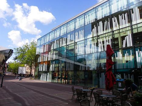 DOK Delft is 1 van 5 'Amazing Libraries You Must Visit' volgens Huffington Post | MustReads - Boeken die je moet lezen | trends in bibliotheken | Scoop.it