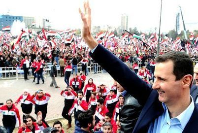 Monday: Syrian President Bashar Assad controls just 30 percent of the country Riad Hijab said Tuesday   Egyptday1   Scoop.it