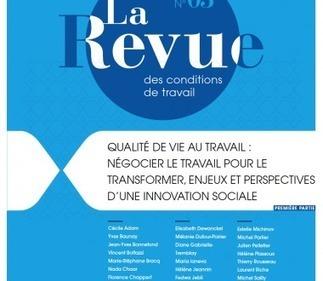 Bien-être au travail des femmes dirigeantes : enquête auprès de femmes dirigeantes de la région Bretagne | anact | Bien-être, qualité de vie, RPS...... au travail ! | Scoop.it