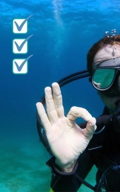 Are you getting ready for your upcoming scuba trip but you think you might be forgetting something? Use this checklist to be sure that you have everything packed and ready for your next trip. | Bookyourdive | Scoop.it