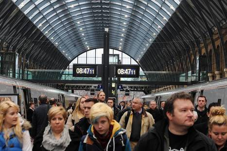 Rail passengers face fare hikes of up to nine per cent - with one commuter's ticket set to cost more than his mortgage | Creative Human Communications | Scoop.it