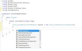 Custom Actions walkthrough for .Net and JavaScript developers - Hard-work-days of a Microsoft Dynamics CRM Freelance Developer - Microsoft Dynamics CRM | Microsoft Dynamics CRM 2013 | Scoop.it