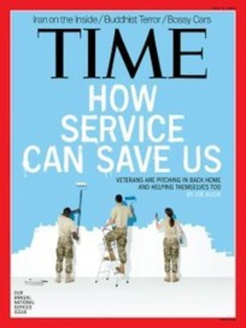 Can Service Save Us? | TIME.com | Coaching Leaders | Scoop.it