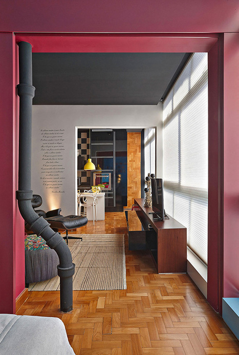 Egyedi és színes otthon - Lakberendezési tippek- The Interior Design Blog | modern lakberendezesi ötletek | Scoop.it