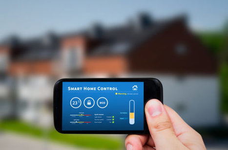 Thermostats stuck at cool as U.K. smart home tech sales flatline | Home Automation | Scoop.it