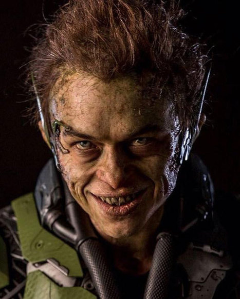 Photo: A Close-Up Of The New Green Goblin | capedman | Scoop.it