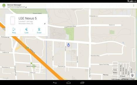Google komt met een 'find my device' app in de Play Store | Apps in Law Enforcement | Scoop.it
