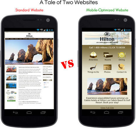 Are You Losing Revenue Because Your Hotel Website Isn't Mobile Optimized?   ehotelier.com News Archives   Resort and Hotels   Scoop.it