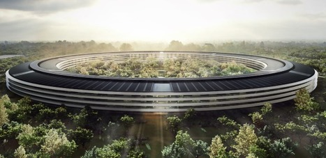 Les dernières images du futur méga campus d'Apple | Apple World | Scoop.it