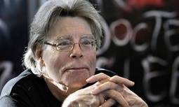Stephen King to share writing tips in new short story collection | Creative Productivity | Scoop.it