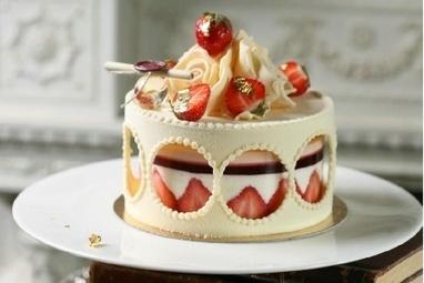 La fraise est à la fête au Café Pouchkine | Epicure : Vins, gastronomie et belles choses | Scoop.it