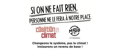 Pas de transition écologique sans revenu de base | Innovation sociale | Scoop.it