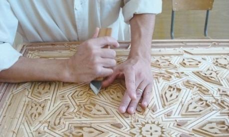 Le bois, un savoir-faire marocain - LE MATIN.ma | L'Etablisienne, un atelier pour créer, fabriquer, rénover, personnaliser... | Scoop.it