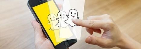 10 trucos para Snapchat que quizás no conoces | Recursos didácticos y materiales para la formación del profesorado. Servicio de Innovación y Formación del Profesorado | Scoop.it