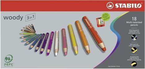 Recursos: nuevos lápices tres en uno para tu Art Journal   Tutoriales, herramientas y técnicas   Scoop.it