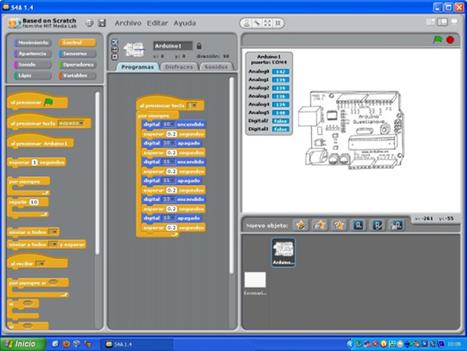 PRACTICA 4, 5 Y 6 ARDUINO. | altecno | arduino integración | Scoop.it