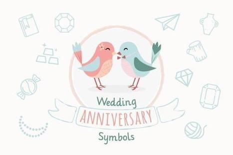 Wedding Anniversary Symbols | Engagement Rings Dublin. | Scoop.it