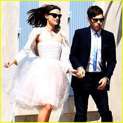 Keira Knightley: Wedding Photo with James Righton! | Fashion Spectrum | Scoop.it