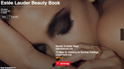 Estée Lauder Launch Flipboard Brand Magazine | Estee' Lauder Double wear concealer | Scoop.it