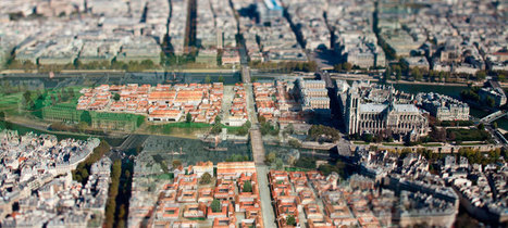2,000 Years of history: Paris in 3D : Past Horizons Archaeology | Archaeology News | Scoop.it