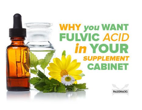 Why You Need Fulvic Acid In Your Supplement Cabinet | Fulvic Acid & Humic Acid | Scoop.it