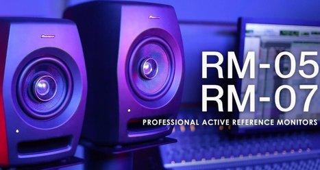 Musikmesse 2015: Pioneer RM Series Monitor Speakers | DJing | Scoop.it