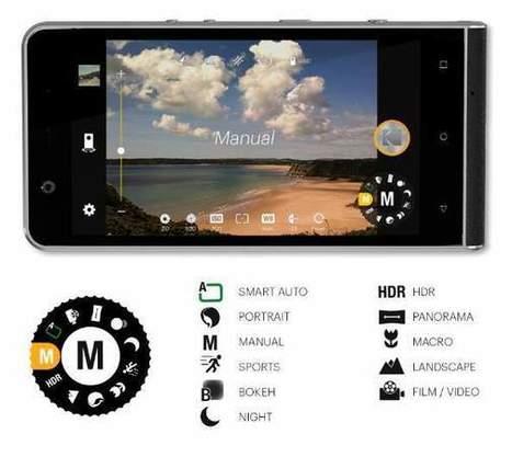 Kodak presenta Ektra, un smartphone diseñado pensando en los fotógrafos | Educacion, ecologia y TIC | Scoop.it