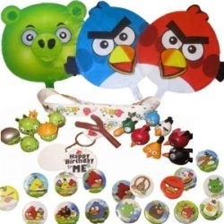 Angry Birds Pinata Party Supplies 2