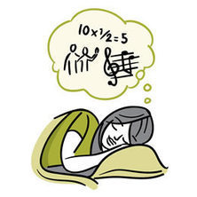Sleep On It: How Snoozing Strengthens Memories | Your Brain and You | Scoop.it