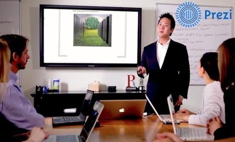 Prezi, le PowerPoint killer, franchit les 40 millions d'utilisateurs | FrenchWeb.fr | Communication, web, réseaux, technologies, marketing, etc. | Scoop.it