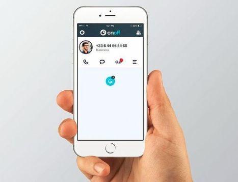 OnOff Telecom : des cloud numbers pour avoir des numéros mobiles à gogo | Startups | Scoop.it